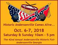 Anderson ville Historic Festival